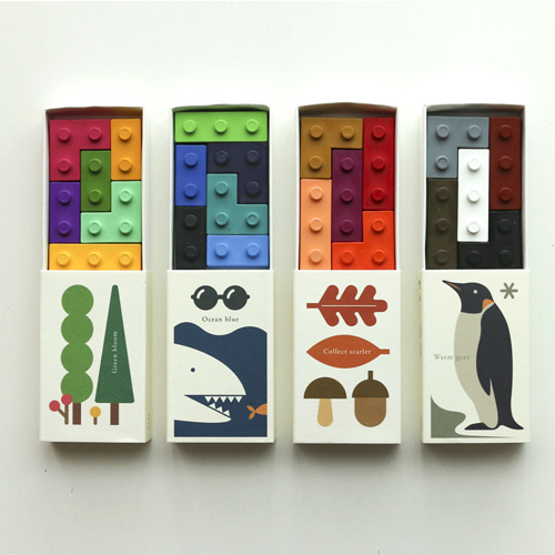 Pocket Crayon Block Season2 Set