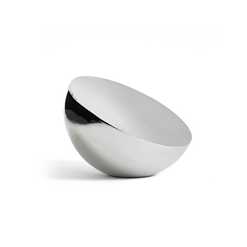 Aura Table Mirror Stainless Steel