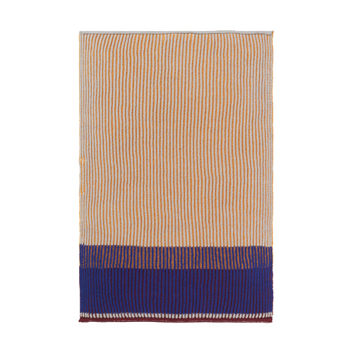 Akin Knitted Kitchen Towel Honey Gold