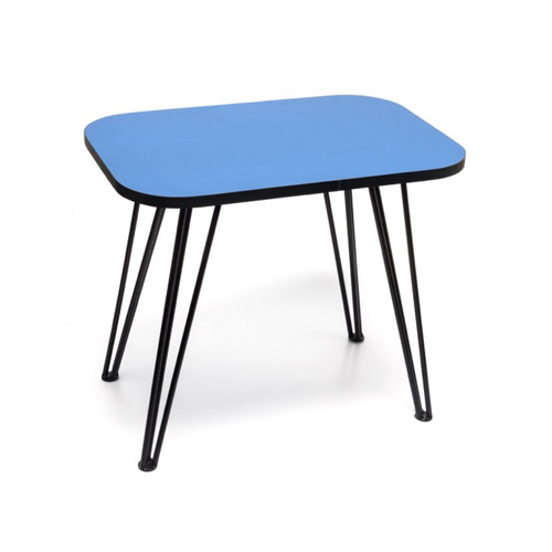 Too Cool For School Desk Blue