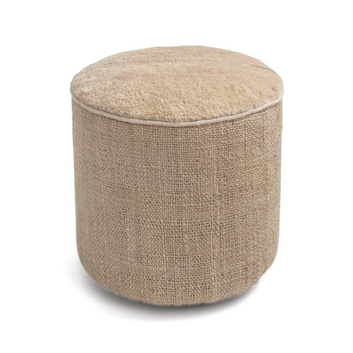 Tres Persian Pouf Vegetal  재고문의