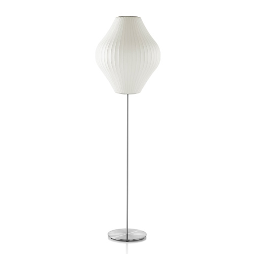 Nelson Pear Lotus Floor Lamp  재고문의