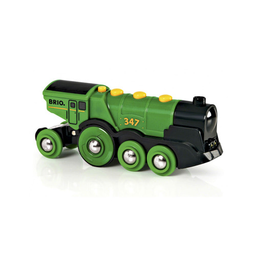 Mighty Green Active Locomotive