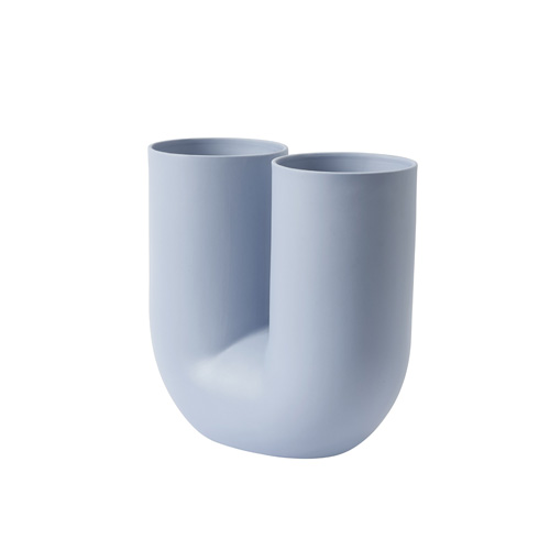 Kink Vase Light Blue 5월말 입고