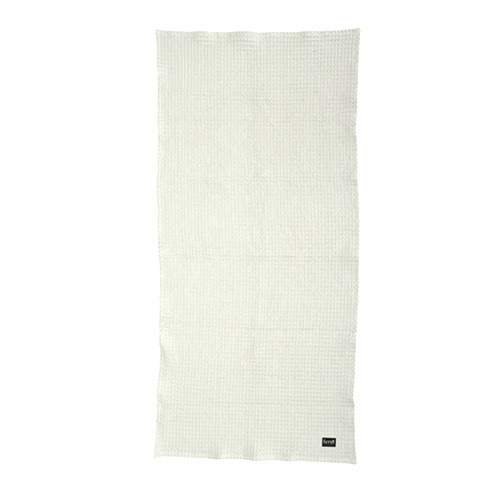 Organic Hand Towel Light Grey  (30% sale)
