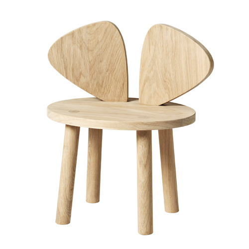 Mouse Chair Oak