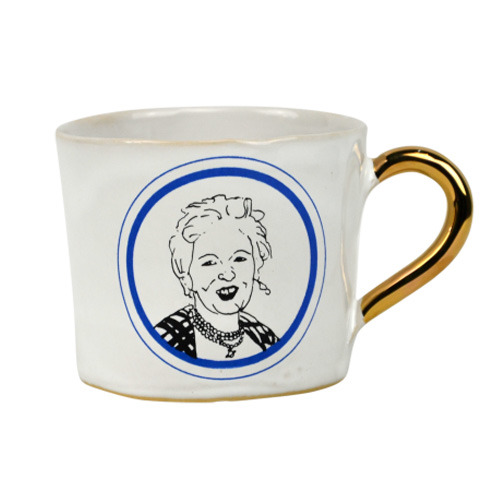Alice Medium Coffee Cup Vivienne Westwood