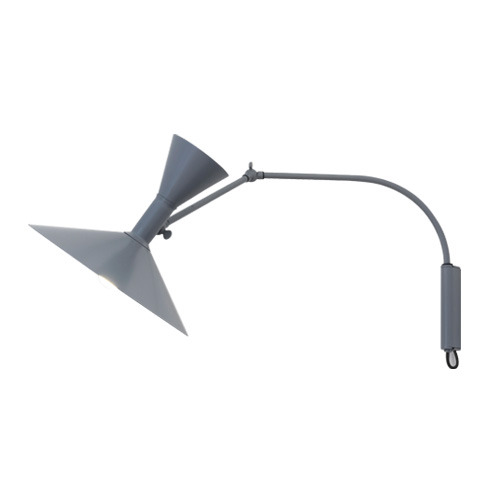 Lampe de Marseille Mini Matt Grey
