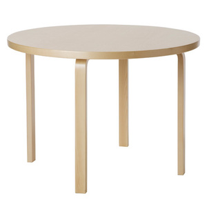 Aalto Table 90A Birch/Birch