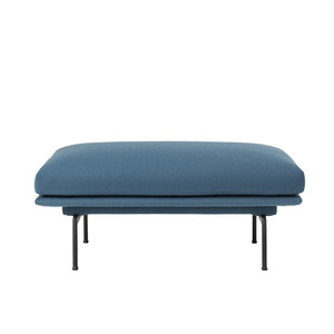Outline Sofa Pouf/Black Base Vidar 733  전화문의