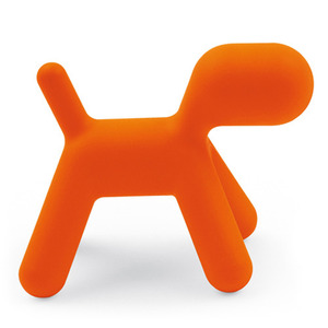 Puppy Orange Large