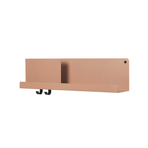 Folded Shelves Medium Light Terracotta