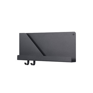 Folded Shelves Small Black [주문 후 3개월 소요]