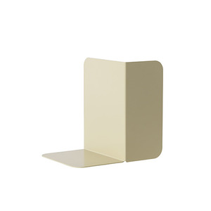 Compile Bookend Green Beige