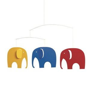 Elephant Party Color