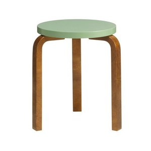 Stool 60 Pale Green
