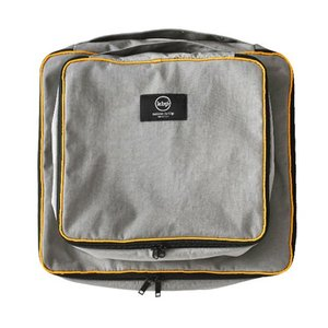 Travel Storage Bag Gray Medium
