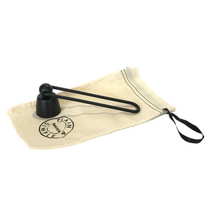 Candle Snuffer Matt Black