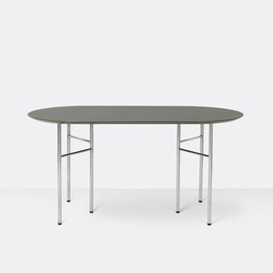 Mingle Table Oval 150cm Tarkett  전화문의