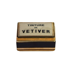 Ceramic Candle Small Vetiver