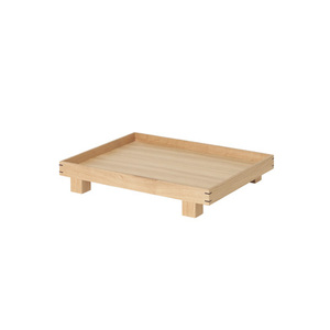 Bon Wooden Tray Small Oak  주문후 3개월 소요