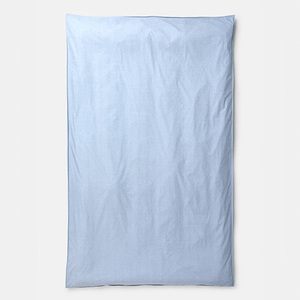 Hush Duvet Cover 140x200cm Light Blue