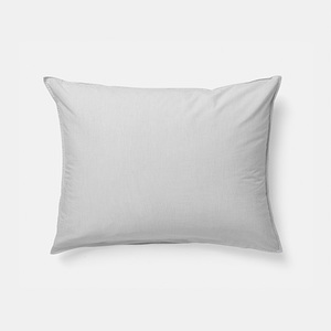 Hush Pillowcase 70x50cm Light Grey