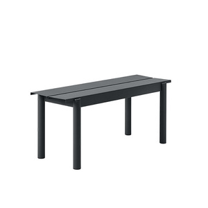 Linear Steel Bench 110cm