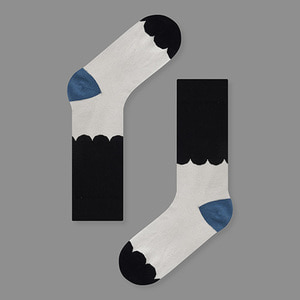 KBP X Socks Appeal Lace Black Socks