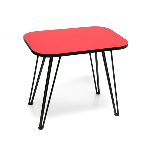 Too Cool For School Desk Red