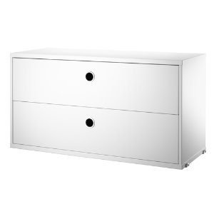Chest of Drawers White