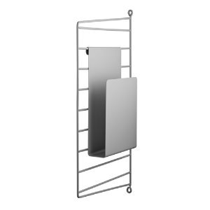 Magazine Holder Grey