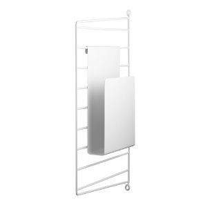 Magazine Holder White