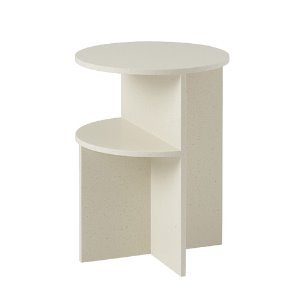 Halves Side Table Sand