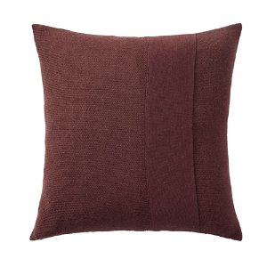 Layer Cushion Burgundy