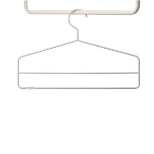 Coat-Hangers 4pcs Beige
