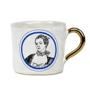 Alice Medium Coffee Cup Madame de Pompadour 4월말 입고예정