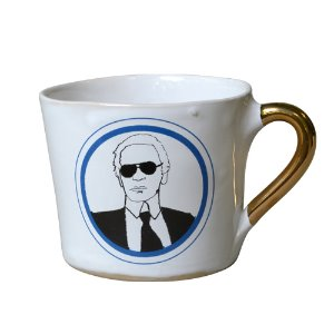 Alice Medium Coffee Cup Karl Lagerfeld 4월말 입고예정