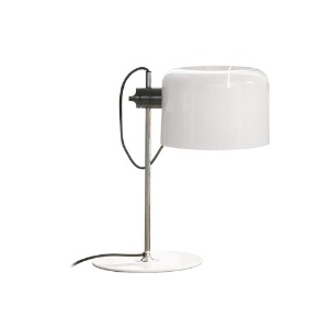 Coupé Table Lamp White