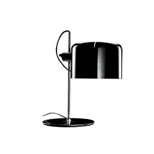 Coupé Table Lamp Black