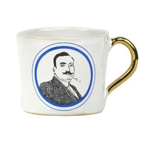 Alice Medium Coffee Cup  Enrico Caruso