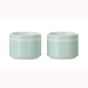 Egg Cups set of 2  (50% sale)