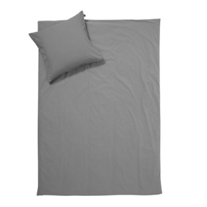 Basic bedding Dark Grey Single  (30% sale)