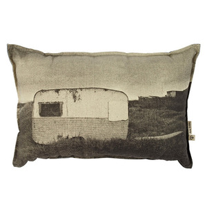 MINI MY CARAVAN CUSHION COVER (30% sale)