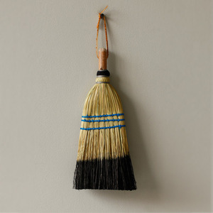 Whisk Brooms Black Tipped