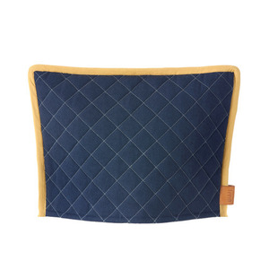 Quilted Tea Cozy Dark Blue