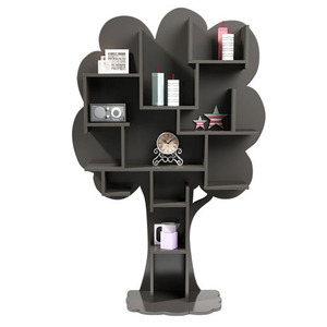 Tree Bookcase Louane Grey