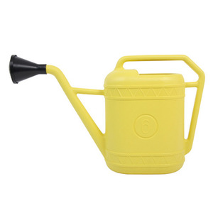 Watering Can Yellow 6L