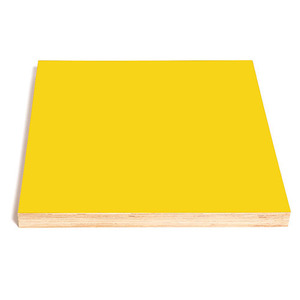 Noteboard 50cm Yellow