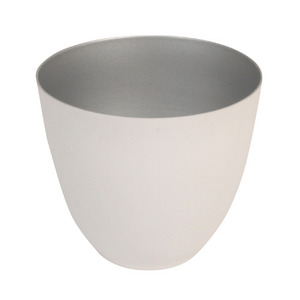 Tealight Holder Winter Large Silver  (50% sale)